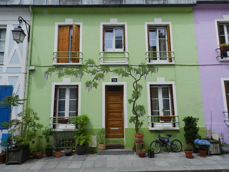 Bild rue Ccrémieux 1