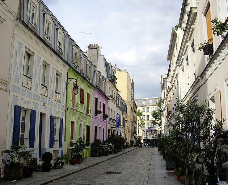 Bild Rue Crémieux 2