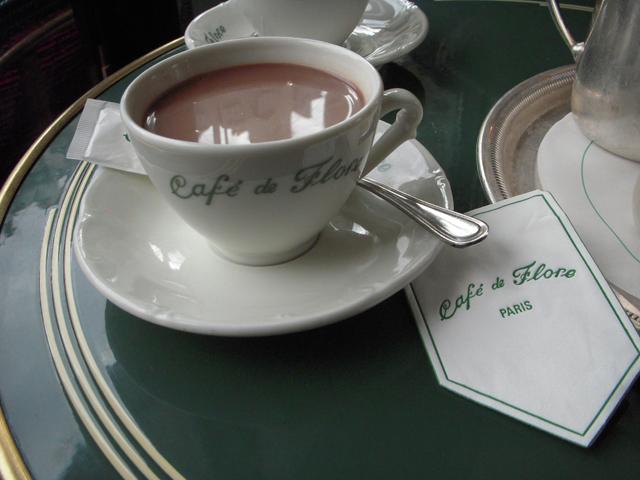 Cafe de Flore 2 Paris mal anders Geheimtipps ungewöhnlich
