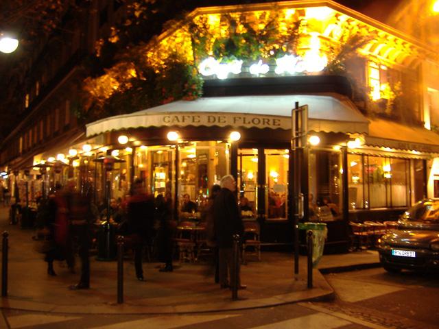 Cafe de Flore 3 Paris mal anders Geheimtipps ungewöhnlich