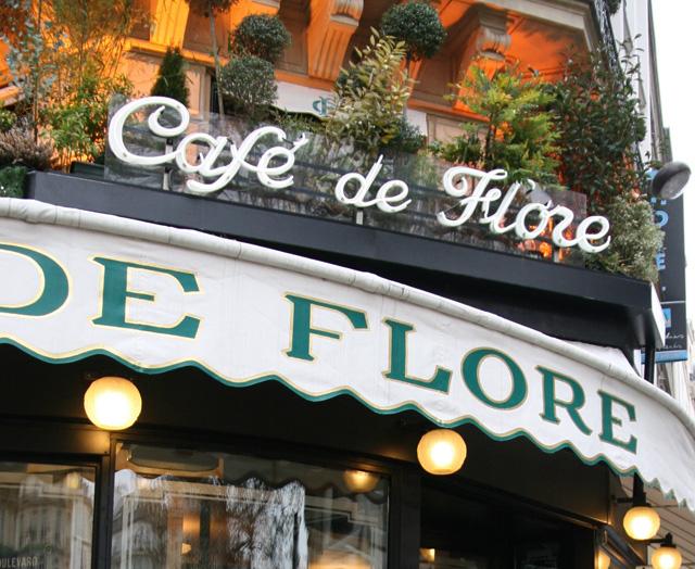 Cafe de Flore 4 Paris mal anders Geheimtipps ungewöhnlich