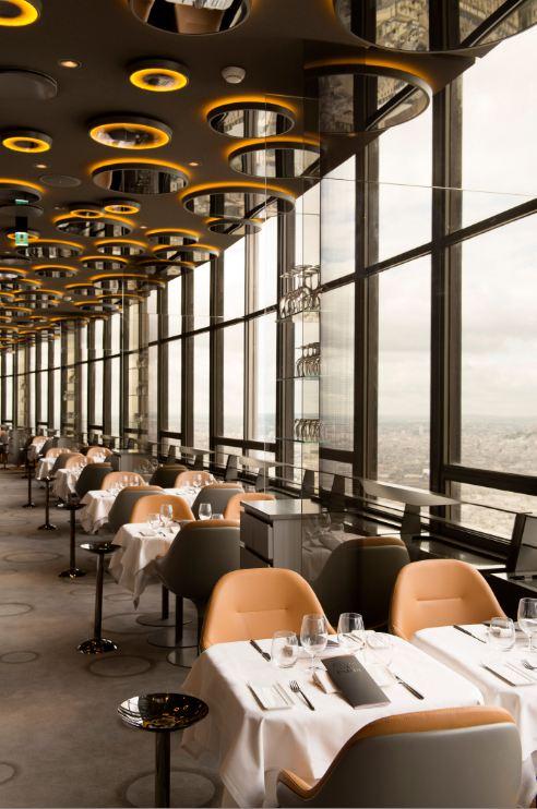 Ciel de Paris 4 Restaurant Geheimtipp