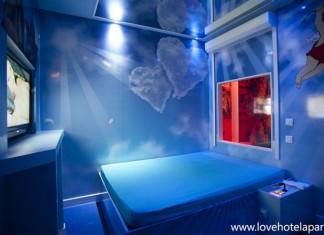Paris Love Hotel mal anders Geheimtipp 1