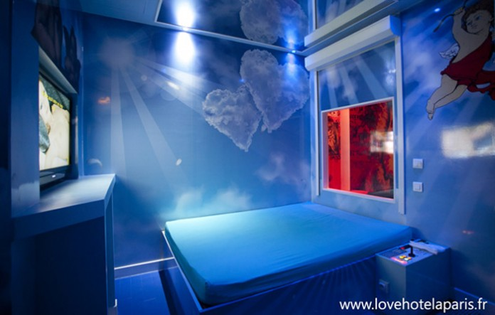Paris Love Hotel mal anders Geheimtipp 1