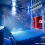 Love Hotel Paris Zimmer
