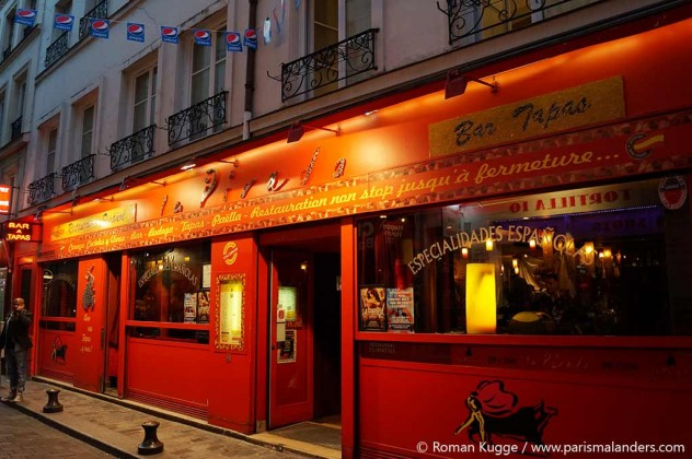 Bar Paris Bastille