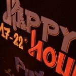 Happy Hours Ausgehen Geheimtipp