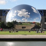 La Geode Paris mal anders kinder Villette 3