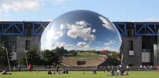 La Geode Paris mal anders kinder Villette 3
