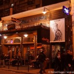 Nachtleben Paris Bar Oberkampf