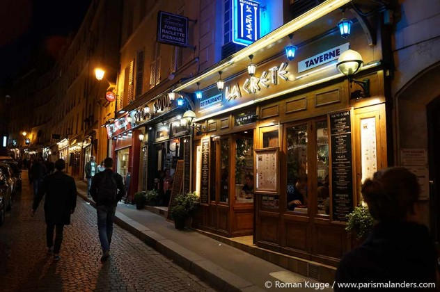 Rue Mouffetard Ausgehen Paris (1)