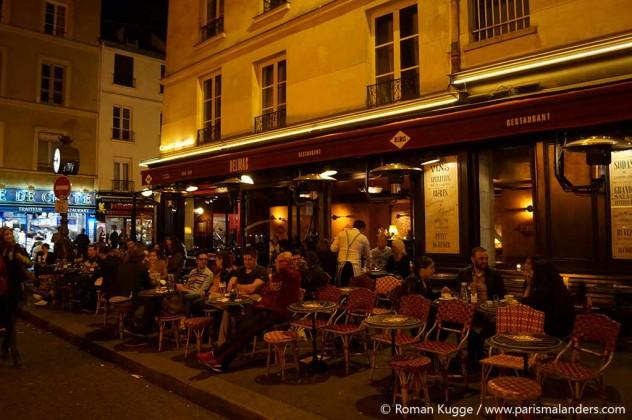Rue Mouffetard Ausgehen Paris Nachtleben