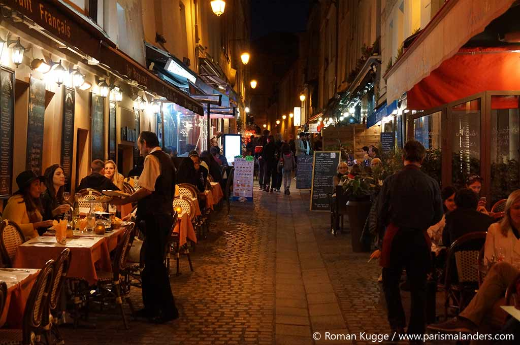 Rue du Pot de Fer Nachtleben Paris