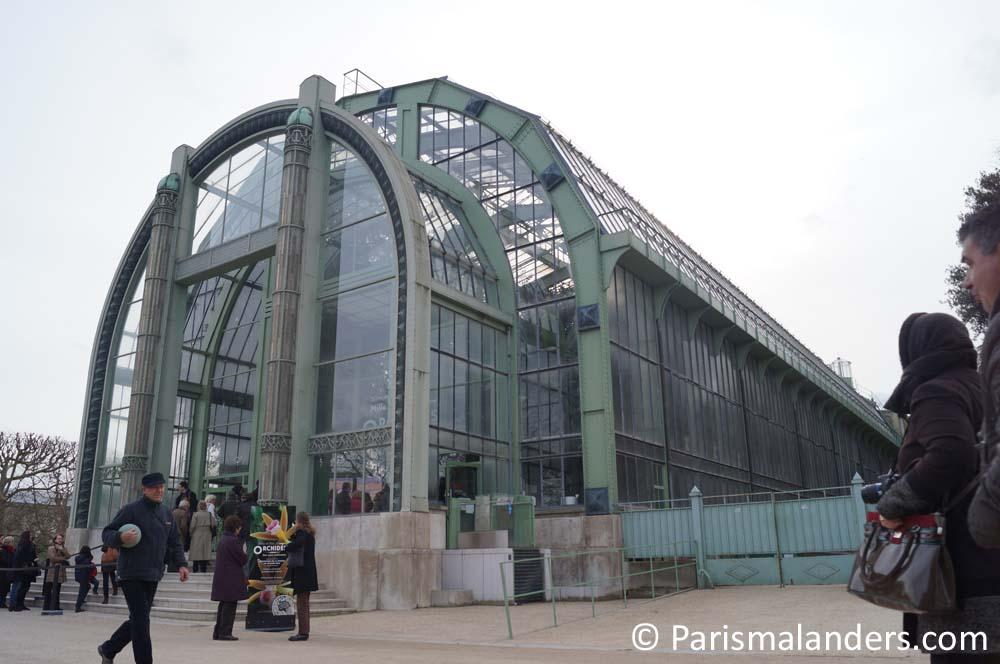 Tropenhaus Paris mal anders Geheimtipp
