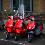 Vermietung Scooter Paris Anbieter