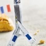 Eiffelturm Geldschein