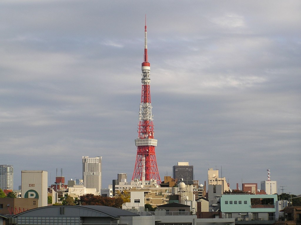Eiffelturm Japan 1