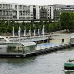 Freibad Paris Josephine Baker