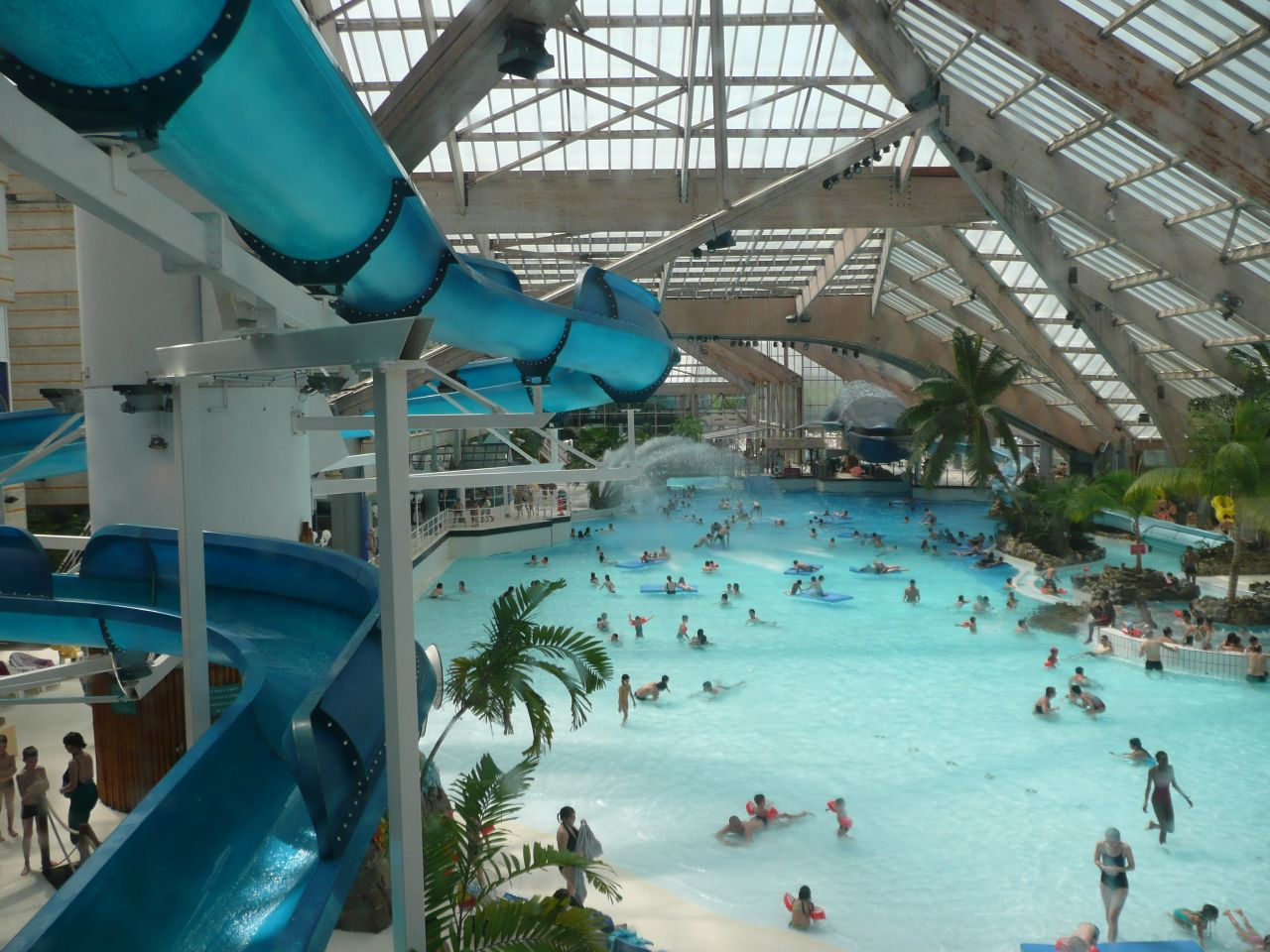Spa bad aquaboulevard paris paris mal anders for Piscine aquaboulevard