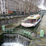 Canal Saint-Martin Paris mal anders