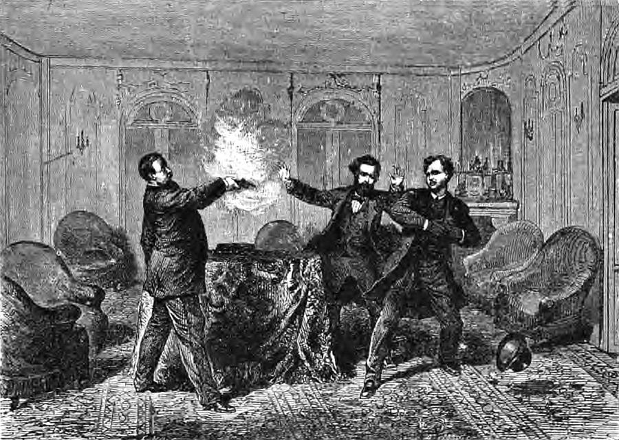 Victor Noir Duell Bonaparte