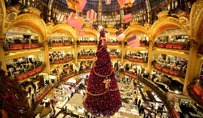 Weihnachtsmarkt Paris 2