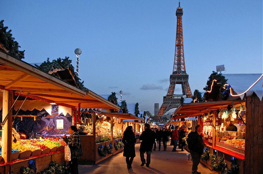 Paris Weihnachtsmarkt.Weihnachtsmärkte In Paris 2019 öffnungszeiten Tipps Infos