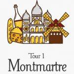 Montmartre Tour 1 Stadtfuehrung Paris