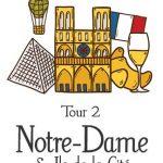 Notre Dame Tour 2 Stadtfuehrung Paris