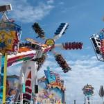 Kirmes-Jahrmarkt-Volksfest-Paris