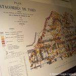 Plan Katakomben Paris