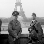 Hitler-Paris-Eiffelturm