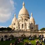 Sacre-Coeur-Paris-Montmartre