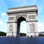 Triumphbogen-Arc-de-Triomphe