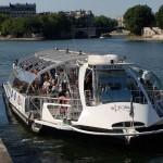 Batobus Paris Stadtrundfahrt