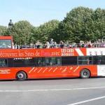 Bus Stadtrundfahrt Paris
