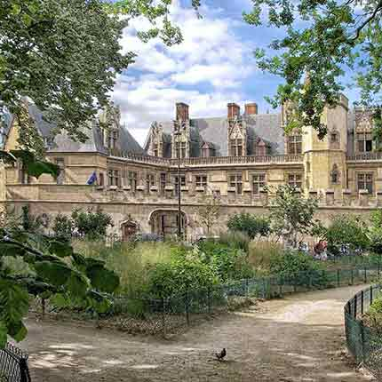 Eintrittskarten Mittelaltermuseum Cluny Paris