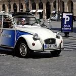 Ente 2CV Stadtrundfahrt Paris