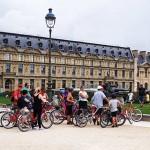 Fahrradtour-Paris-Karte