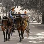Kutschfahrt Paris Stadtrundfahrt