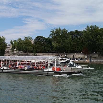 Tickets-Bootsfahrt-Bateaux-Parisiens