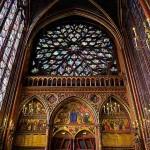 Eintrittskarte Sainte Chapelle