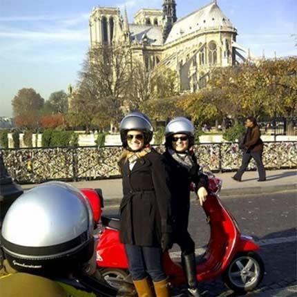 Vespa-Scooter-Stadtrundfahrt-Paris