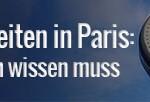 Wartezeiten in Paris