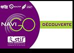 Pass Navigo Decouverte