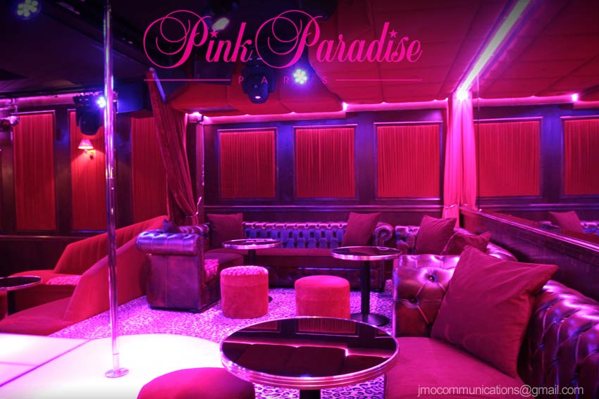 Pole Dance Stripclub Paris