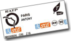 Ticket Origine Destination