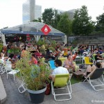 Bar Quai de la Gare Seineufer
