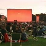 Open Air Kino La Villette