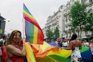 Gay Paris, das Schwule Paris